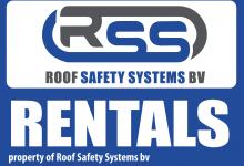 RSS Roof Rentals logo